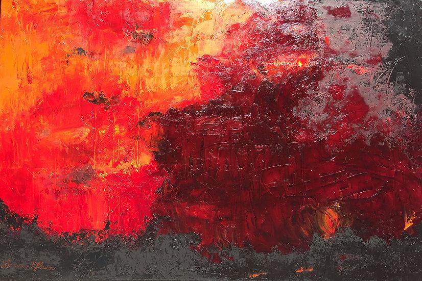 Conflagration - Leanne Pflaum