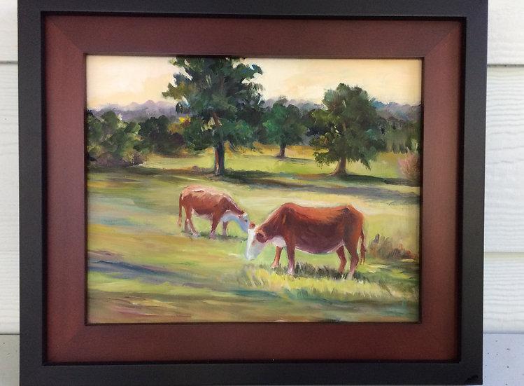 'till the Cows Come Home - Peggy Mixon