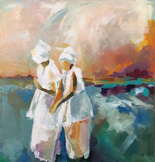 Bathers 2 - Ellen Starr Levinson