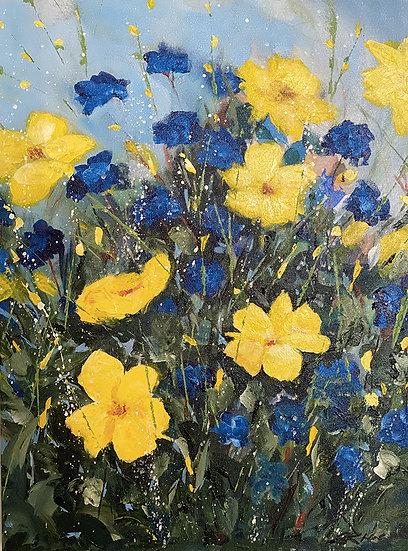 Spring Breeze - Linda Holmes