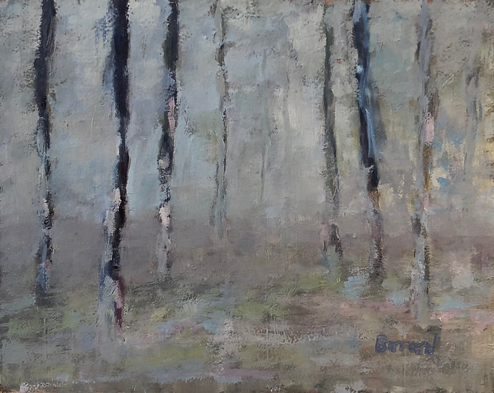 Blue Mist - Harold Barrand