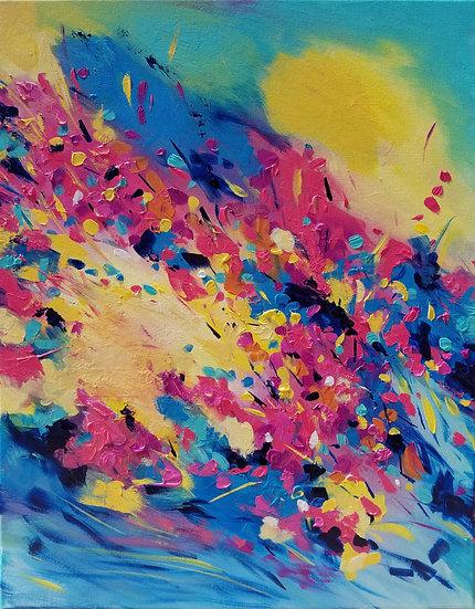 Spring Blossoms - Cassandra Miller