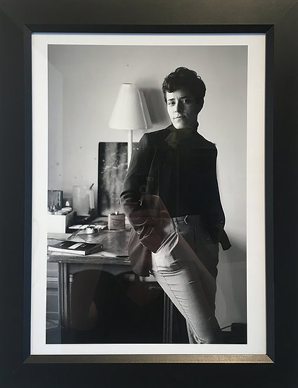 Portrait of Pamela - Barbara Berrios