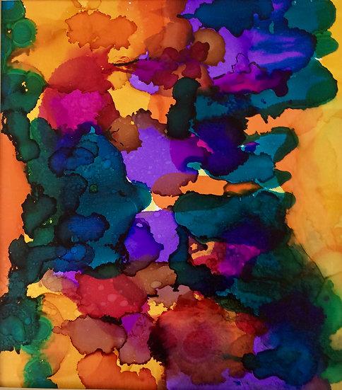 Pigments of My Imagination - Peggy D Mixon
