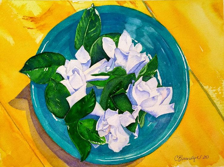 Spring Happens - Christine Brundige