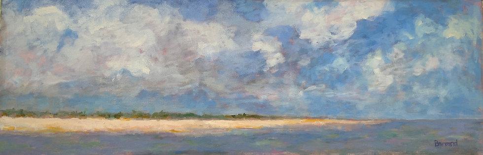 Clouds - Harold Barrand