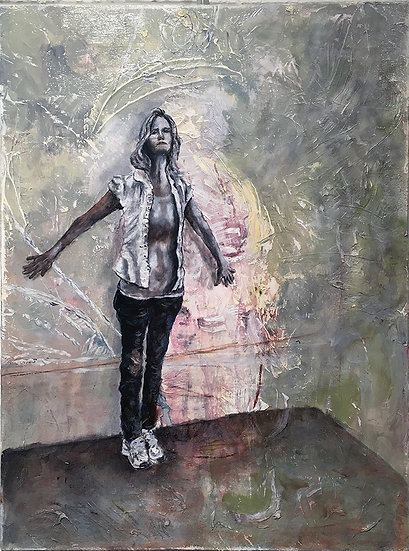 On the Edge - Gwendolyn Chrzanowski