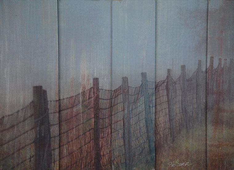 Garden Fence - Bob Senesac