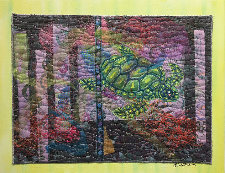 Ode to a Turtle - Linda Krause