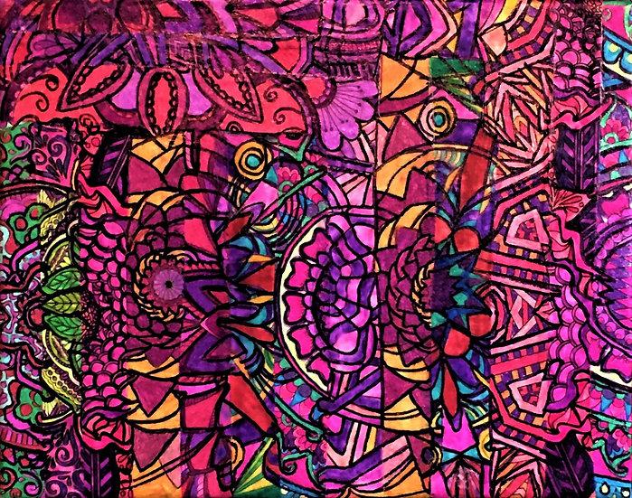 Mandala - Mary Bast