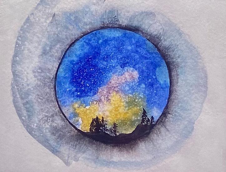 A Small Blue Planet - Stephanie Haas