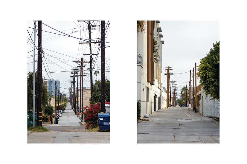 Alleyway #1 - Jonathan Mantell