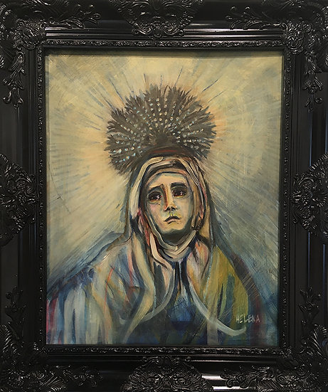 St. Teresa de Avila - Helen Tueffel