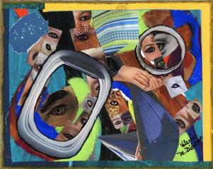 Eyes of the Beholder - Valerie M. D'Ortona