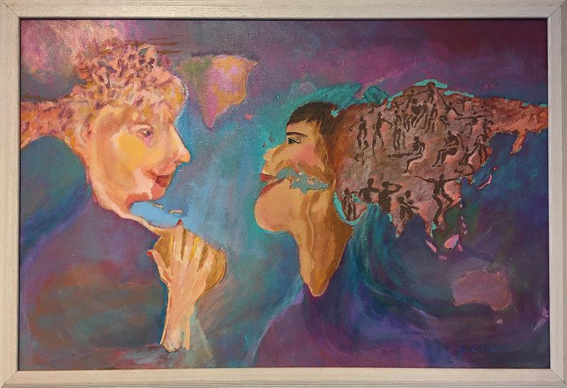 Worldscape: Let Women Rule - Jane Medved