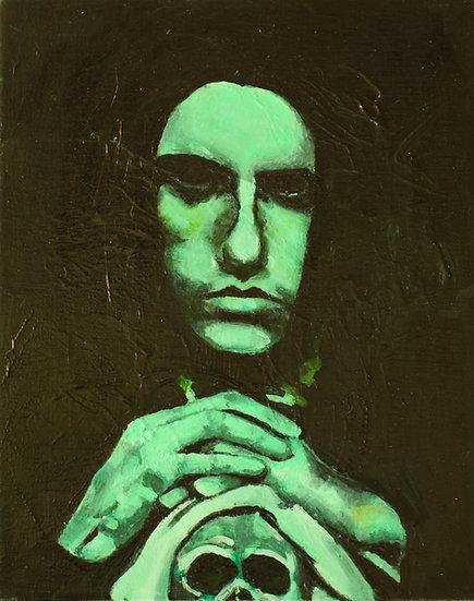 The Green Man - Rebekah Merlino