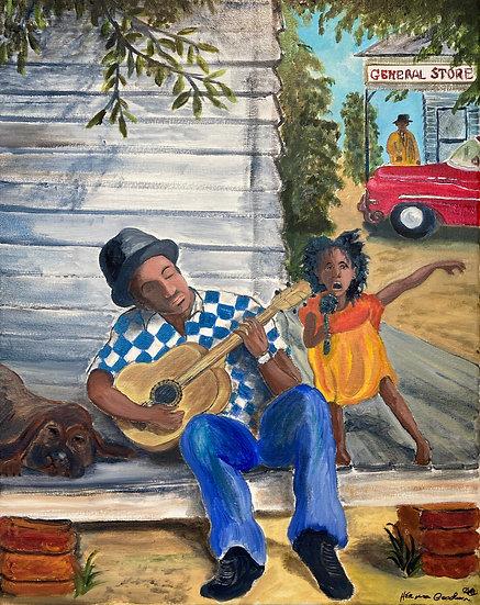 Folk Songs -Herman Goodman Jr