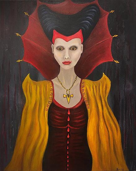 """Elizabeth Bathory """"Countess of Blood"""" - Kimberly Lahr"""