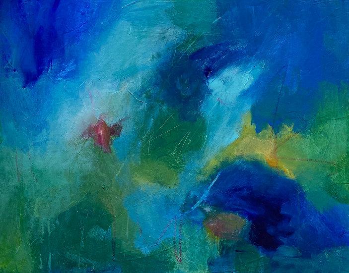 Blueway - Michèle Karahalios
