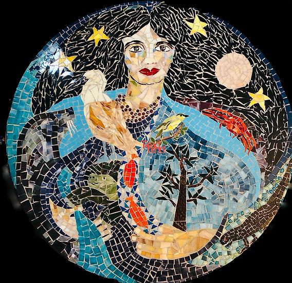 Galapagos Mother Earth - Linda Zidonik