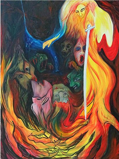 Angel -- Teresamarie Yawn
