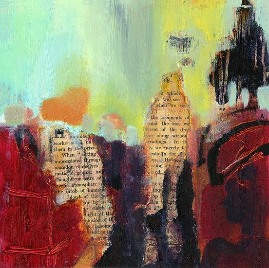 Recipient of Impressions - Jo Ann Bianchi