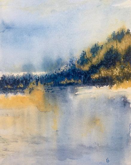 An Island by Nature - Linda Lehrman