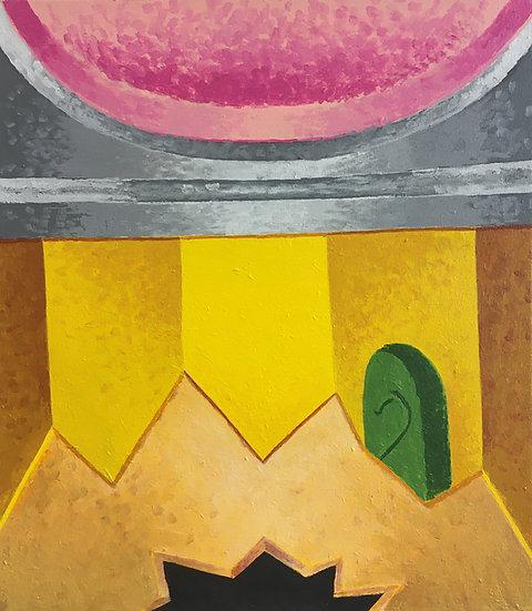 Acrylic on canvas - Dallas Sigmon