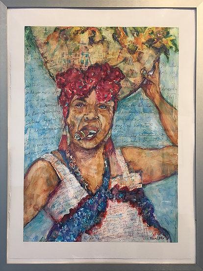 Cuban Priestess - Linda VanLeer