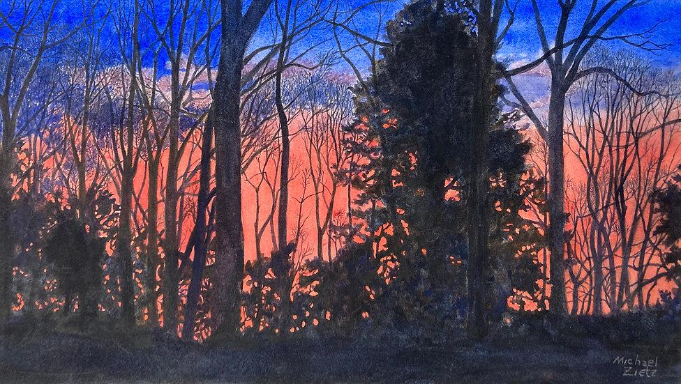 Sunset - Michael Zietz