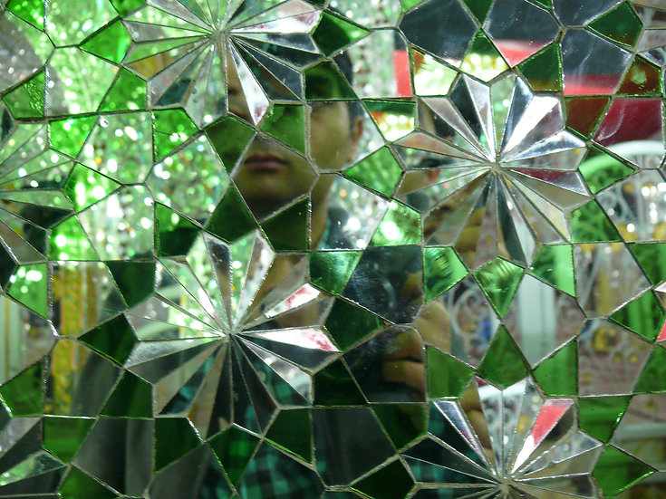 A Broken Reality - Hirbod Norouzianpour