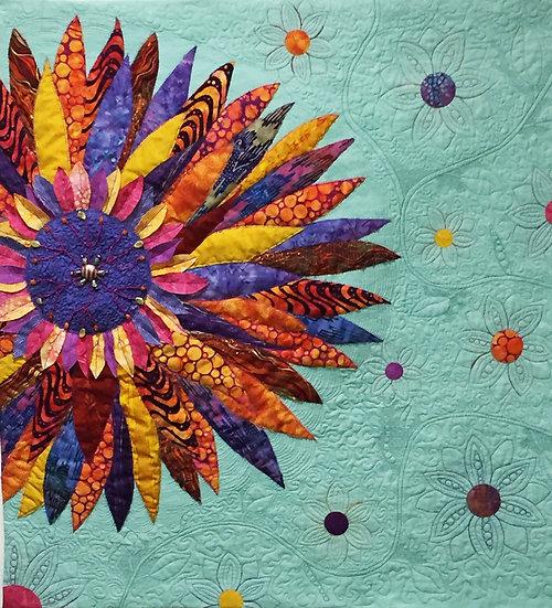 Blossom Burst - Gretchen Brooks
