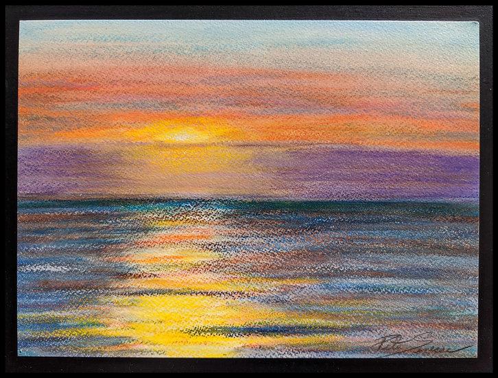 Fernandina Beach Dawn - Peter Senesac
