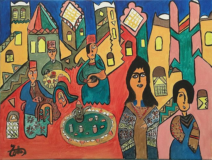 The Joy of Women - Mouhssine Merouad
