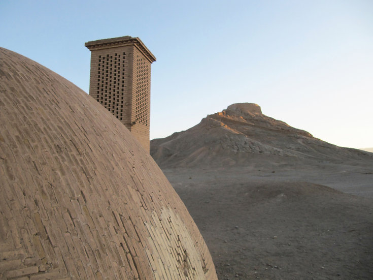 Tower of Silence; The Architecture of Death - Hirbod Norouzianpour