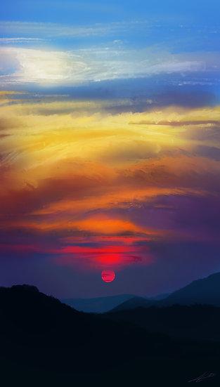 Sunset - Laney Cardenas