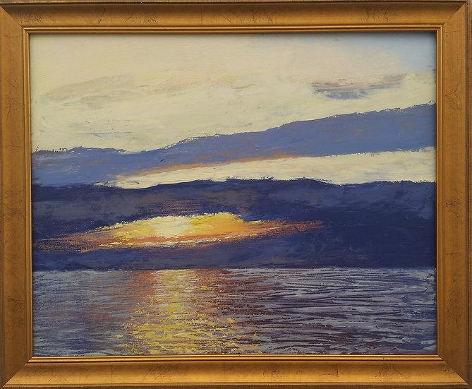 Cedar Key Sunrise - Peter Senesac