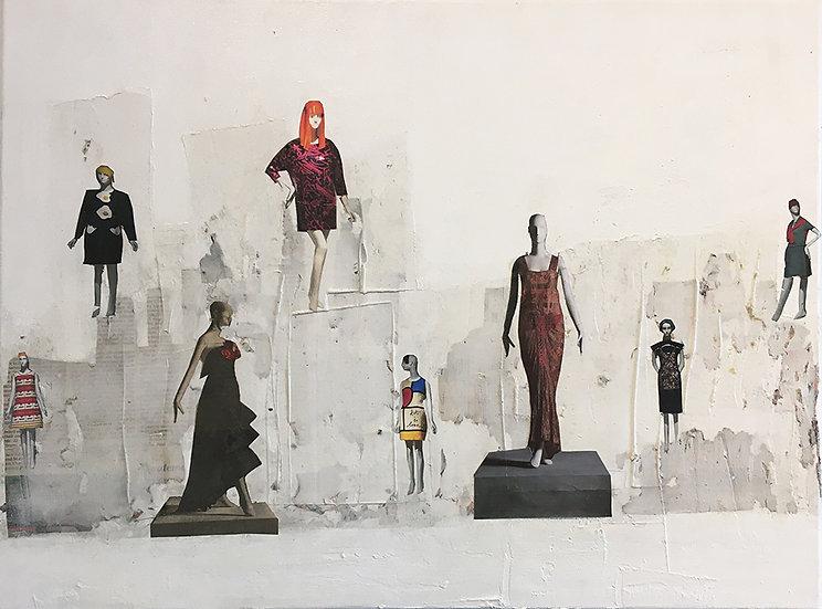 She's on a Pedestal - Karen Koegel