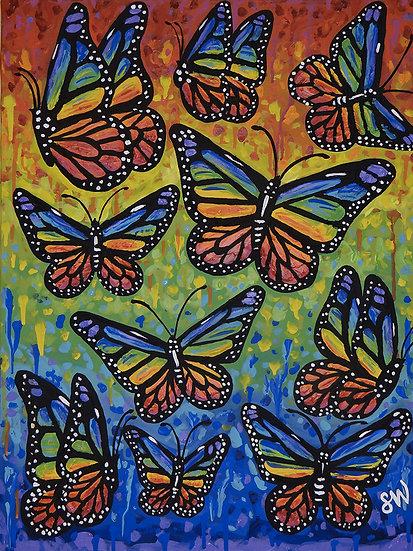 Rainbows & Butterflies - Samm Wehman Epstein