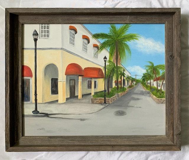 Street Scene St Croix #2 - Joyce Hinkle