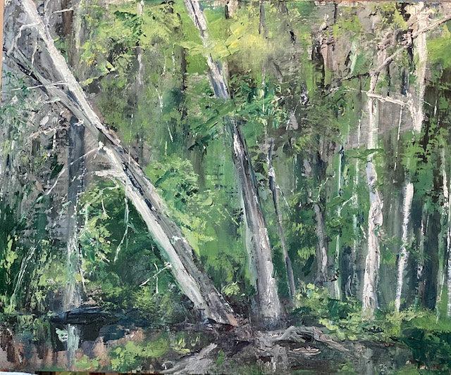 River's Edge - Diane Brody
