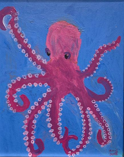 Octopus Festival - Amil Dupree
