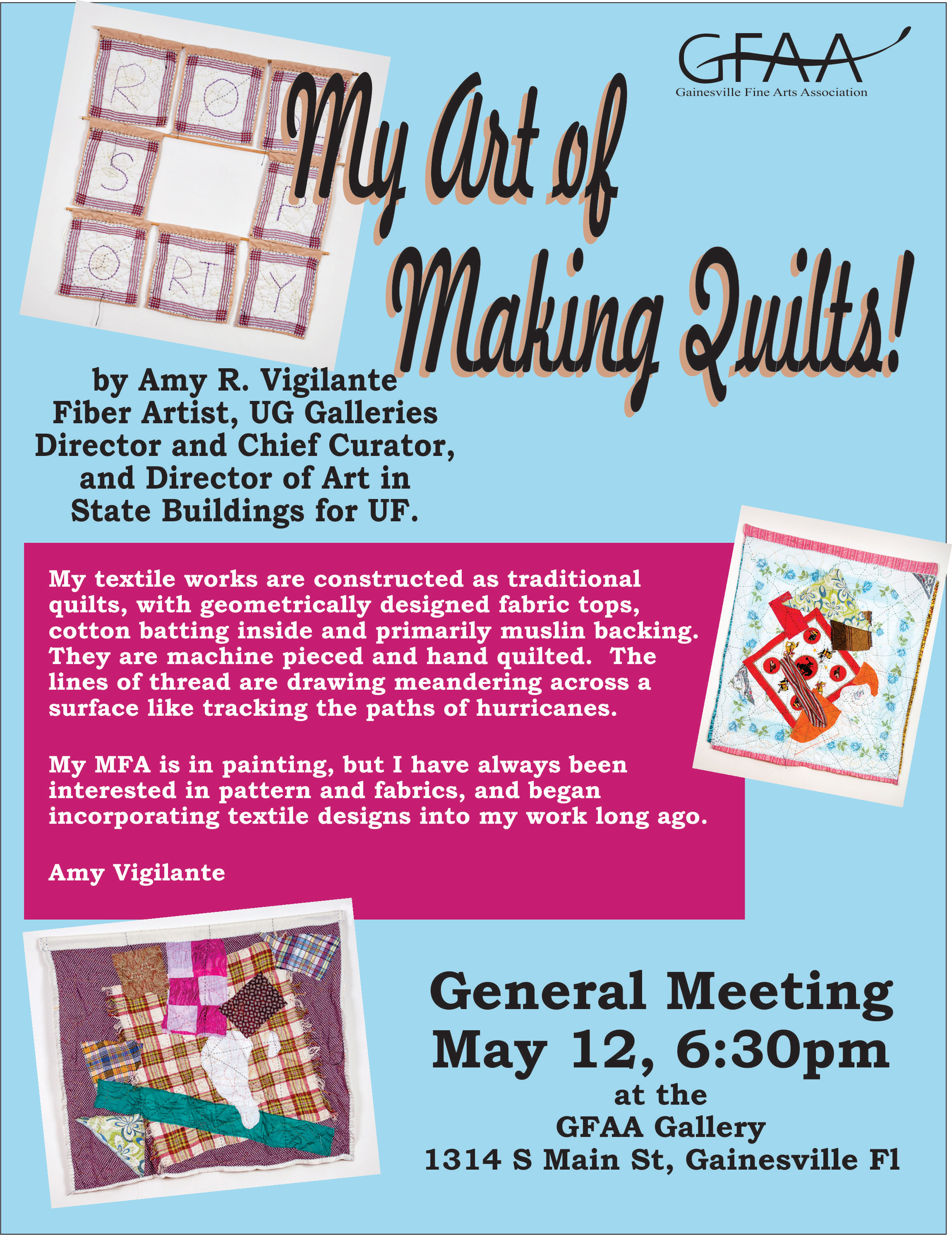 Quilt May 2016