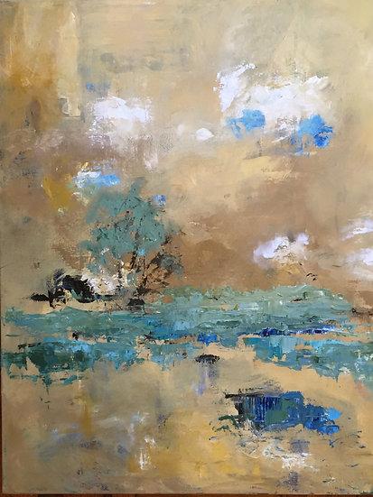 Golden Horizon - Donna Heider