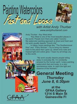 Andy Thurber June Meeting 2017