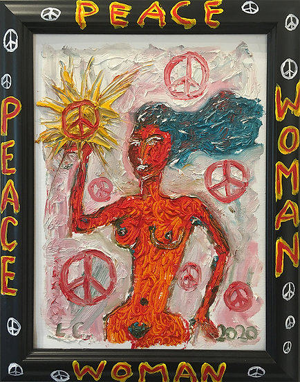 Peace Woman - Larry Condra