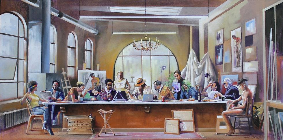 LEO da V Accademia - Alfred Phillips