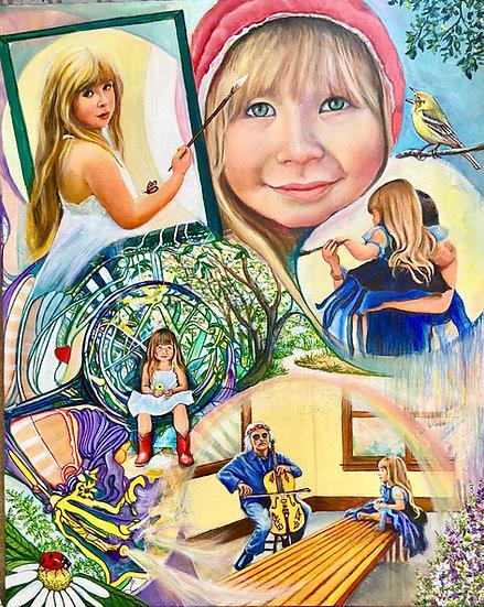 Rocket's World of Wonder - Judy Cain