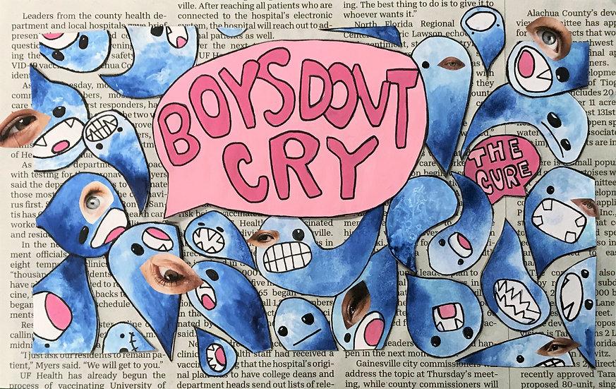 Boys Don't Cry - Sally Schackow