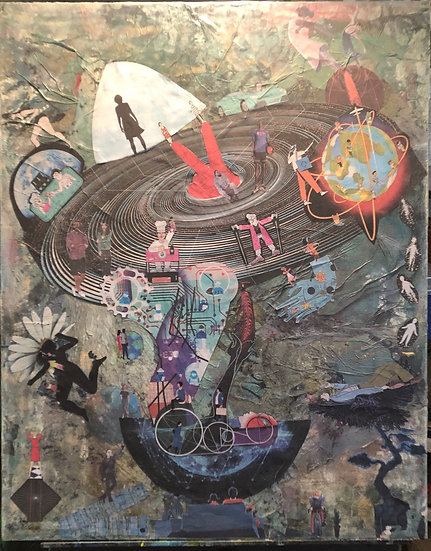 Alice in Underland - Karen Koegel